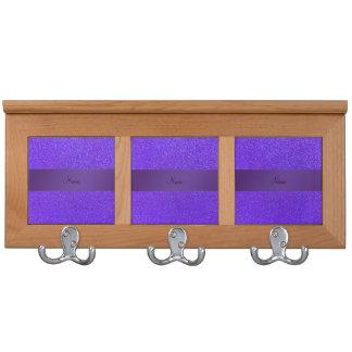 Raya púrpura conocida personalizada de la púrpura