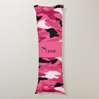 Raya rosada conocida personalizada del rosa del almohada