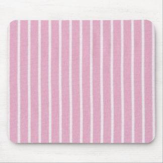 """Raya rosada de los """"diseños tradicionales"""" tapetes de raton"""