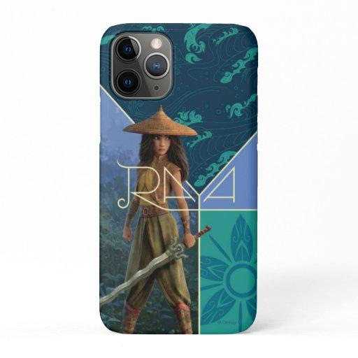 Raya Segmented Collage iPhone 11 Pro Case