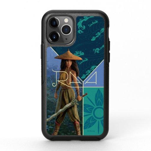 Raya Segmented Collage OtterBox Symmetry iPhone 11 Pro Case