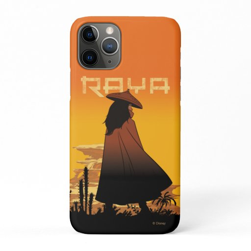 Raya Sunset Graphic iPhone 11 Pro Case