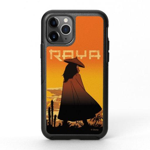 Raya Sunset Graphic OtterBox Symmetry iPhone 11 Pro Case