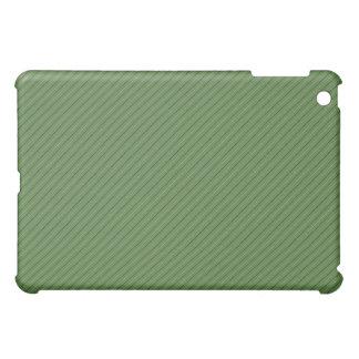 Raya verde con el iPad de la frontera del oro