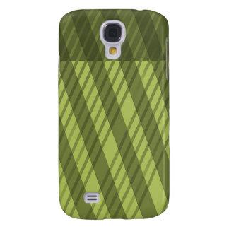 Raya verde direccional multi Pern Funda Para Galaxy S4