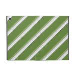 Raya verde iPad mini carcasa