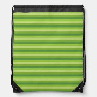 Raya verde mochila