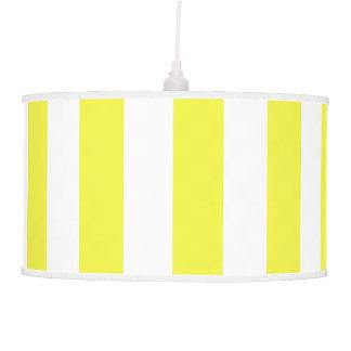Raya vertical ancha amarilla CUALQUIE FONDO del CO