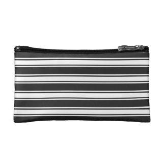 Rayado blanco y negro