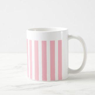 rayado palidezca - la taza rosada
