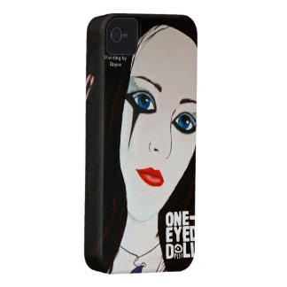 Rayan Painting: Kimberly Freeman Iphone 4/4s Cas iPhone 4 Cover