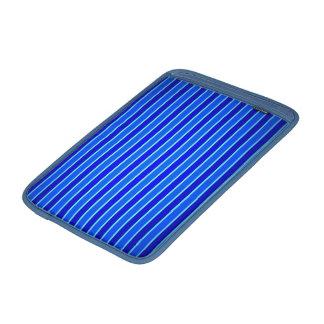 Rayas azules fundas macbook air