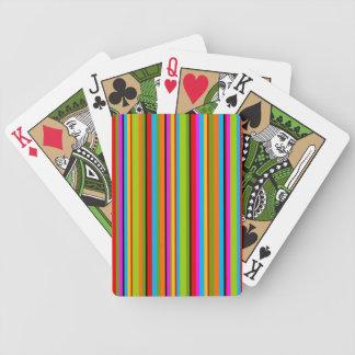 Rayas Baraja Cartas De Poker