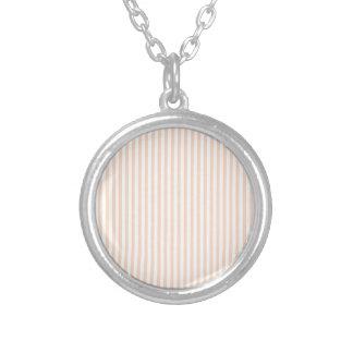 Rayas - blanco y albaricoque joyeria personalizada