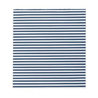 Rayas - blanco y azul de Oxford Libreta Para Notas
