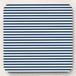Rayas - blanco y azul de Oxford Posavaso