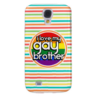 Rayas brillantes del arco iris; Brother gay