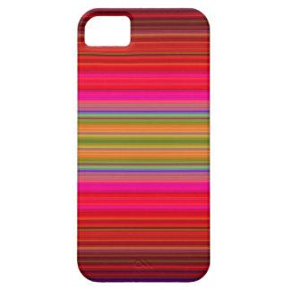 Rayas brillantes funda para iPhone SE/5/5s