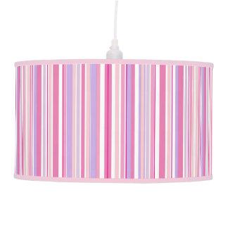 Rayas combinadas rosadas