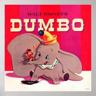 Rayas de Dumbo Póster