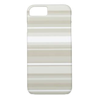 Rayas de la piedra arenisca funda iPhone 7