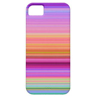 Rayas de la salida del sol iPhone 5 Case-Mate carcasas