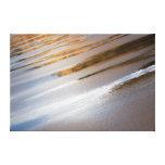 Rayas de Sandy Impresiones En Lona Estiradas
