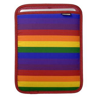 Rayas del arco iris manga de iPad