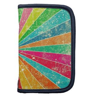 rayas del arco iris organizadores