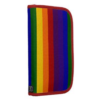 Rayas del arco iris planificador