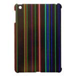 Rayas del color iPad mini cárcasa