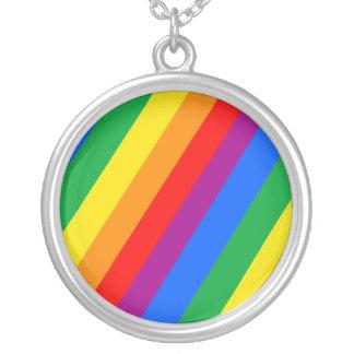 Rayas del orgullo gay grimpola