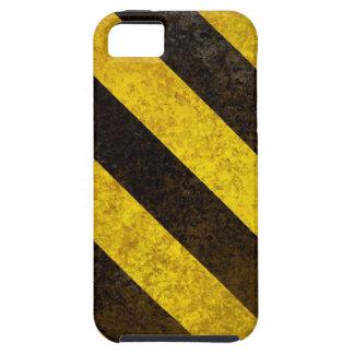 Rayas del peligro funda para iPhone SE/5/5s