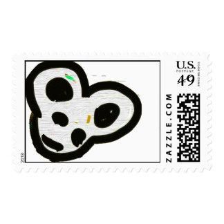 Rayas del ratón sellos