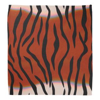 Rayas del tigre bandanas