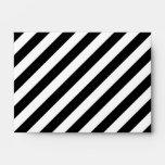 Rayas diagonales blancos y negros
