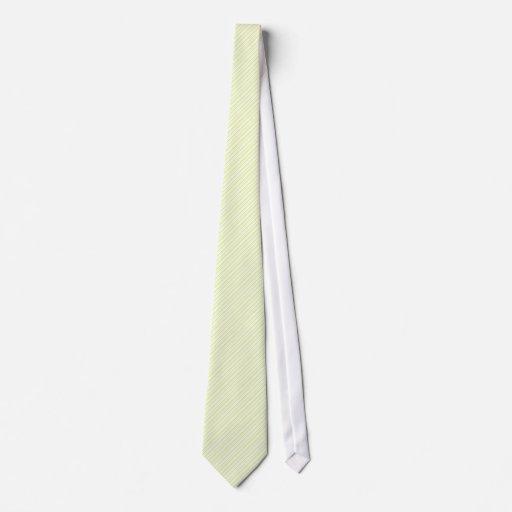 Rayas diagonales verdes corbatas personalizadas