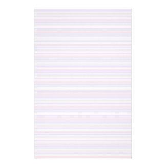 Rayas en colores pastel de Pascua Papeleria De Diseño