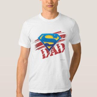 Rayas estupendas del papá camisas