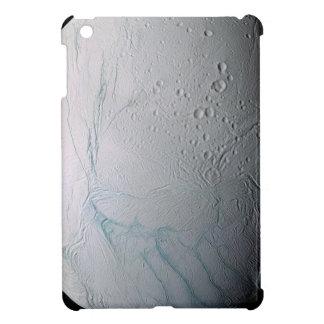 Rayas frescas del tigre en Enceladus