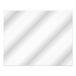 Rayas grises claras tarjetas informativas