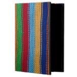Rayas hechas punto coloridas