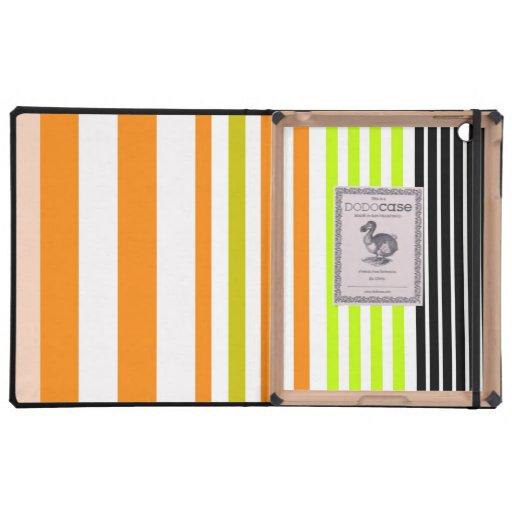 rayas iPad carcasas