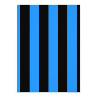 Rayas - negro y azul de Dodger Comunicados Personalizados