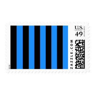 Rayas - negro y azul de Dodger Envio