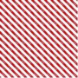 Rayas rojas del navidad esculturas fotograficas