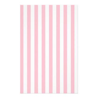 Rayas rosadas  papeleria de diseño