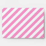 Rayas rosadas y blancas del caramelo