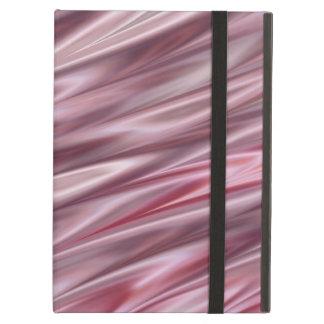 Rayas rosadas y grises sombreadas del estilo del s