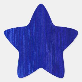 Rayas sombreadas azul pegatinas